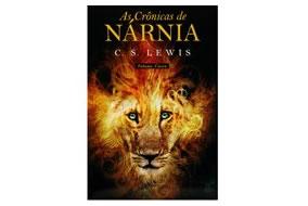 Livro As Cronicas de Narnia Preço