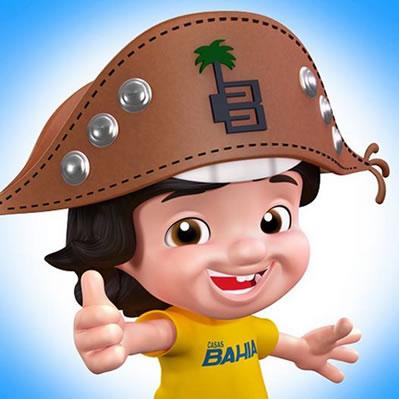 Foto mascote Promocoes CasasBahia