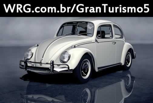 Fusca Tunado GT5