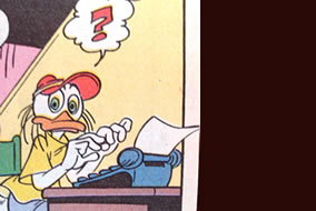 Blogueiro – Seja um Escritor Profissional de um Curto Desenho Animado!
