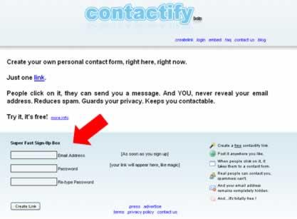 Formulario de contato grátis no blogger