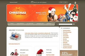 Template Oscommerce Gratis Natal TemplatesOscommerceGratis