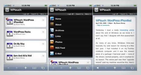 WPtouchWordPressPlugin-Template-pronto-para-iPhone