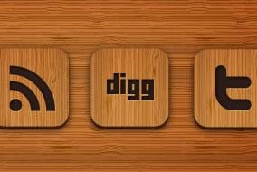 50-icones-de-Redes-Sociais-Gratis-em-Madeira-Texturizada-para-Download