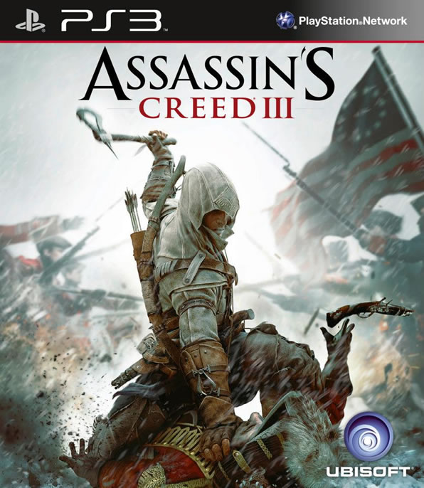 Assassin's Creed 3 PS3, XBox, PC e Wii